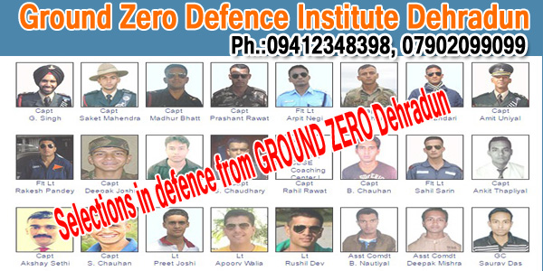 ground-zero-institute dehradun