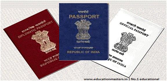 type of passport