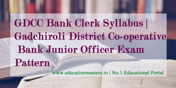 GDCC-Bank-syllabus-2018